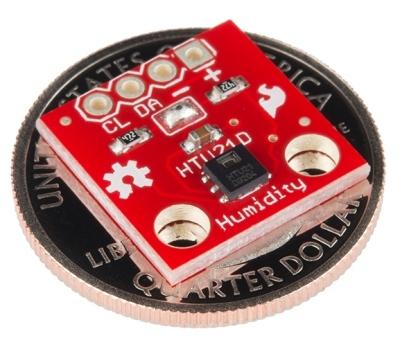 HTU21D / SI7021 Temperature and Humidity sensor, possible
