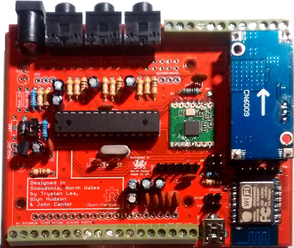 ESP8266 WIFI developments - Labs - Community