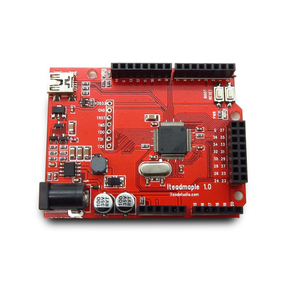 STM32 Boards for Energy Monitoring - Hardware - Community