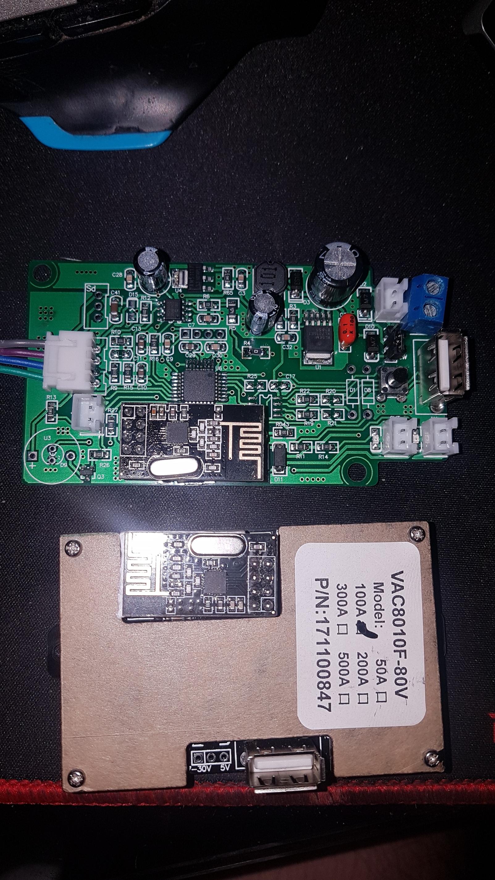 DIY Lithium Battery Balancer and monitoring (BMS) - Hardware