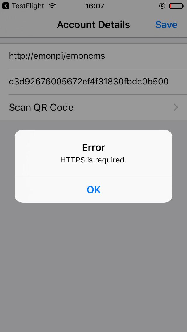 iOS app - new TestFlight build - Mobile - Community