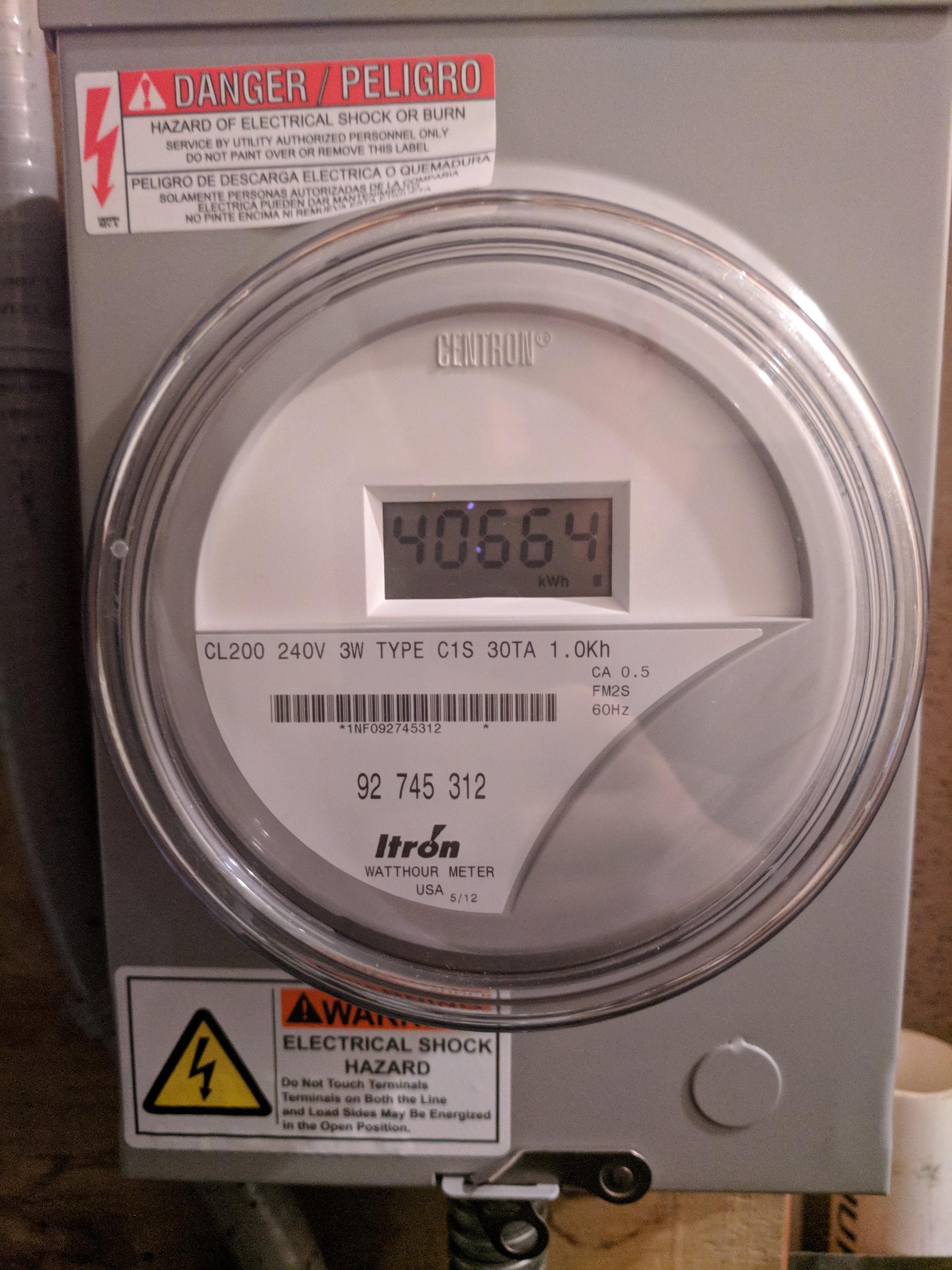 Minimum setup for Solar + Grid Monitoring - Getting Started