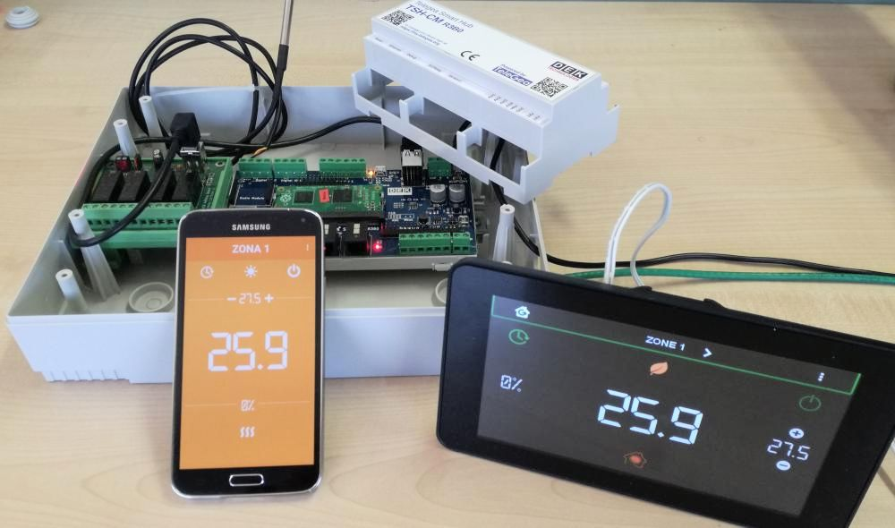 OpenEnergy Thermostat - Integrations - Community