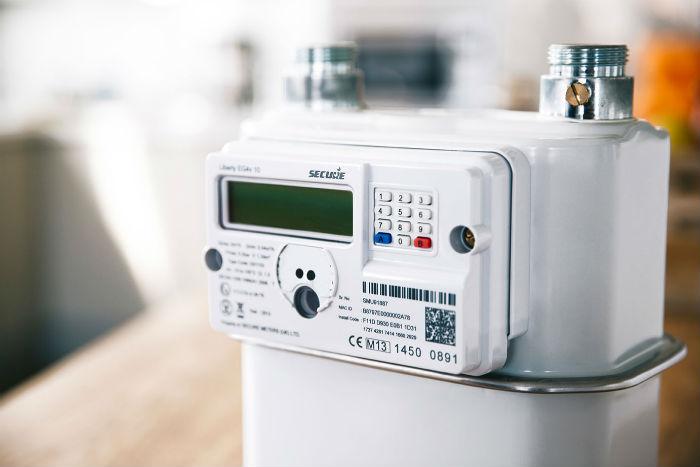 Liberty EG4v11 Gas meter reading - Getting Started - Community